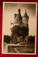 CPA 37 Chenonceaux Le Château Tour Des Marques - Ed Yvon 16 - Chenonceaux