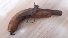 Vieux Revolver - Armas De Colección