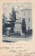 PADOVA-MONUMENTO PETRARCA-CARTOLINA VIAGGIATA IL 9-4-1902 - Padova
