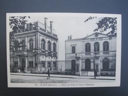 Blaye - Hotel De Ville Et Caisse D'epargne - Blaye