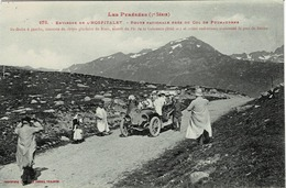 09 . Environs De L' Hospitalet - Route Près Du Col De Puymaurens - (Labouche) - Autres Communes