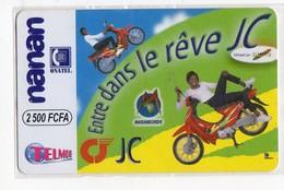 BURKINA FASO RECHARGE NANAN 2500 FCFA ENTRE DANS LE REVE - Burkina Faso