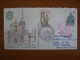 N° 2295/229*6 Croix Rouge 1983 - Aushilfsstempel