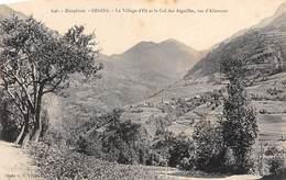 Oisans         38         Le Village D'Oz Et Le Col Des Aiguilles            (Voir Scan) - Voreppe