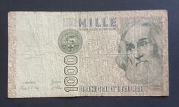 RS - Iraq 1000 Lire Banknote 1982 #MD 918861 S - [ 2] 1946-… : República