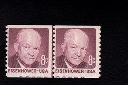 1005343162 SCOTT 1402 POSTFRIS MINT NEVER HINGED EINWANDFREI (XX) - DWIGHT DAVID EISENHOWER JLP - Vereinigte Staaten