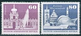 DDR - Mi 1919 / 1920 - ** Postfrisch (B) - 60-80Pf     Aufbau In Der DDR - [6] République Démocratique