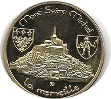 Mont Saint Michel - 50 : La Merveille (Prune) - Toeristische