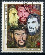 Y85 CUBA 1977 2247 10th Anniversary Of The Heroic Death Of Partisan Ernesto (Che) Guevara - Militaria