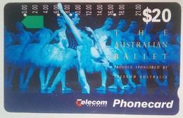 $20 The Australian Ballet - Australia