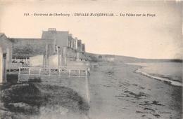 Environs De CHERBOURG - URVILLE-NACQUEVILLE - Les Villas Sur La Plage - Cherbourg