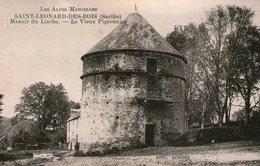 PAS CHER - Sarthe - Manoir De Linthe - Pigeonnier Colombier - Saint Leonard Des Bois