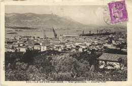 LA SEYNE Sur MER  Vue Generale RV - La Seyne-sur-Mer