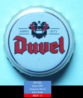 Duvel - Bière Belge  (parfait état - Pas De Trace De Décapsuleur) MEV11 - Bier