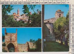 RIPATRANSONE ASCOLI PICENO VEDUTE SALUTI - Ascoli Piceno