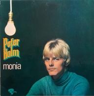 """LP 33 RPM (12"""")  Peter Holm  """"  Monia  """" - Ohne Zuordnung"""
