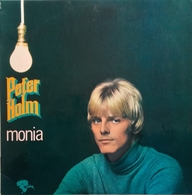 "LP 33 RPM (12"")  Peter Holm  ""  Monia  "" - Vinyl Records"