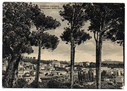 Albano Laziale - Panorama Della Città - Autres Villes