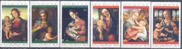 1971.  Burundi, Paintings, 6v, Mint/** - 1970-79: Ungebraucht