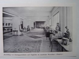 Bucharest  Romania 1953     Exhibition    Illustration - Photo (reproduction From 1953) - Other