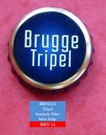 Brugge Tripel  (parfait état - Pas De Trace De Décapsuleur) MEV11 - Bier