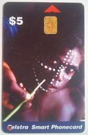 $5 Chip Card Australian Geographic - Australia