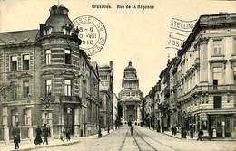 027 778 - CPA - Belgique - Brussels - Bruxelles - Rue De La Régence - Musea