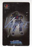 JAPON TELECARTE  JEU PLAYSTATION VANGALE 1997 Yumedia - Giochi