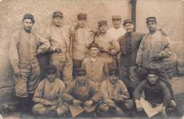 19 - CORREZE - TULLE - 10071 - Carte Photo - Militaire - Infanterie - Tulle