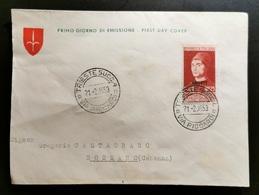 TRIESTE 1953 ANTONELLO DA MESSINA - 7. Triest