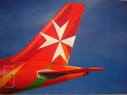 Avion / Airplane / AIR MALATA / Airbus A320-200 / Airline Issue - 1946-....: Ere Moderne