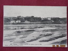CPA - Vienne - Le Rhône Charriant Des Glaçons (Janvier 1905) - Vienne