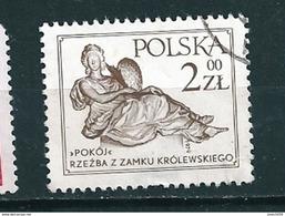 N° 2474 Art Polonais   Timbre  Pologne Neuf Oblitéré Polska 1979 Poland - 1944-.... Republic