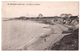 Mesquer - La Baie Du Lehnguy - édit. F. Chapeau 35 + Verso - France