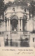 Enghien :  Le Parc D'Enghien. Pavillon Des Sept Etoiles  ,(  Parc Des Ducs D'Arenberg ) N° 12 - Edingen