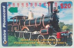 $20 1243 Class Locomotive - Australia