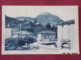 CPSM - Voreppe - Le Pont Et Le Grand Ratz - Voreppe