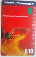 $10 XV Commonwealth Games Canada 1994 - Australia