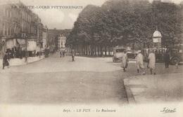 LE PUY-EN-VELAY - Le Boulevard - Le Puy En Velay