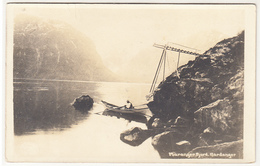 Norge  Norway Norwegen Maranger Fjord  Hardanger 1910 - Norvège