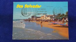 San Salvador USA - El Salvador