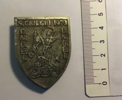 CNGEI,Ungei 1970,San Giorgio Fregio A Scudo,scoutismo - Movimiento Scout