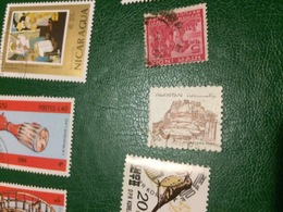 PAKISTAN CASTELLO 1 VALORE - Stamps