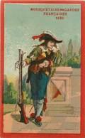 CHROMOS - COMPAGNIE FRANCAISE DU MALT KNEIPP - MOUSQUETAIRE DES GARDES FRANCAISES 1630 - Documentos Antiguos