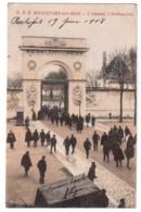 Rochefort-sur-Mer - L'Arsenal - L'Embauchée - édit. G.P. Galeries Parisiennes 2 + Verso - Rochefort