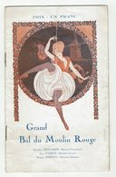 Moulin Rouge Programme - Theatre