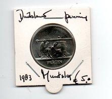 DUITSLAND PENNING MEDAL 1983 MUNTSLAGEN - [10] Commémoratives