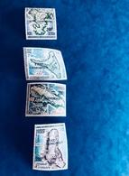COMORES 1975 4 V Neuf ** MNH Poste Aérienne PA 90 86 91 Cartes Iles Comores  COMOROS KOMOREN - Comores (1975-...)