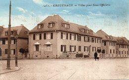 DC1959 - Bad Kreuznach Villas Pour Sous Officiers - Bad Kreuznach