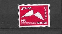 1995 MNH Danmark, Michel 1107 Postfris** - Dänemark